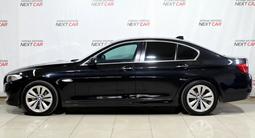BMW 520 2012 года за 7 250 000 тг. в Алматы – фото 4