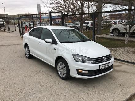 Volkswagen Polo 2020 года за 6 590 000 тг. в Актау