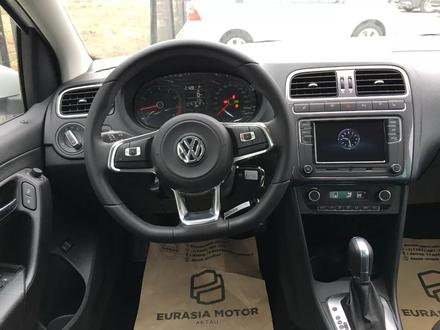Volkswagen Polo 2020 года за 6 590 000 тг. в Актау – фото 8