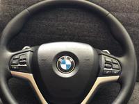 Руль BMW x6 2017 г за 90 000 тг. в Алматы