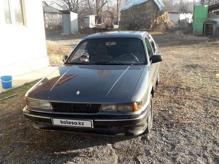Mitsubishi Galant 1990 года за 580 000 тг. в Алматы – фото 5