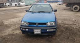 Volkswagen Golf 1993 года за 1 100 000 тг. в Нур-Султан (Астана) – фото 5