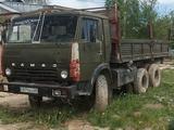 КамАЗ 1989 года за 1 800 000 тг. в Талдыкорган – фото 2