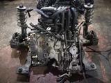 Двигатель 166 на мерседес w245/169 за 10 000 тг. в Алматы – фото 4