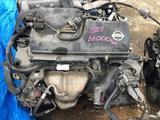 Двигатель CR14 на Ниссан Куб z11 за 250 000 тг. в Алматы