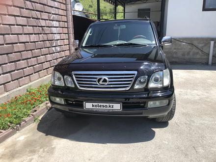 Lexus LX 470 2007 года за 9 000 000 тг. в Алматы – фото 15