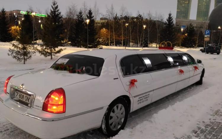 Lincoln Town Car 2006 года за 4 000 000 тг. в Нур-Султан (Астана)
