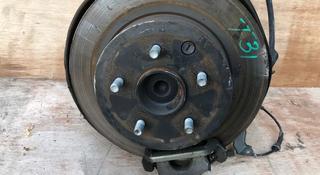 Ступица (тормозной диск, суппорт) Nissan X-Trail t31 за 25 000 тг. в Алматы