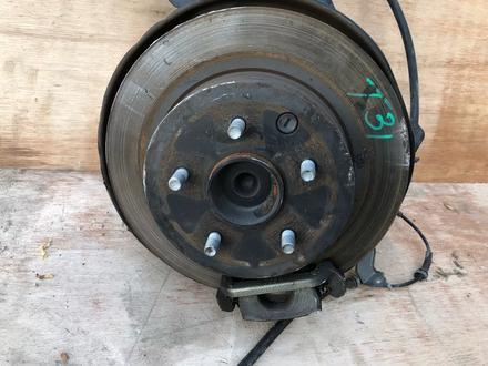 Ступица (тормозной диск, суппорт) Nissan X-Trail t31 за 25 000 тг. в Алматы – фото 2