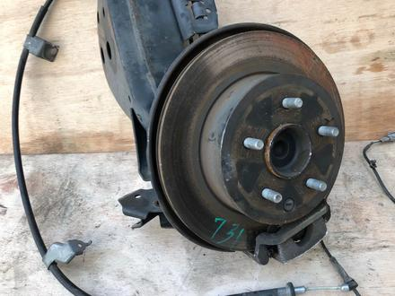 Ступица (тормозной диск, суппорт) Nissan X-Trail t31 за 25 000 тг. в Алматы – фото 5