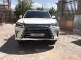 Lexus LX 570 2018 года за 41 000 000 тг. в Алматы – фото 2