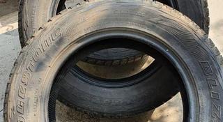 225/65 R17 Bridgestone Blizzak комплект за 65 000 тг. в Алматы
