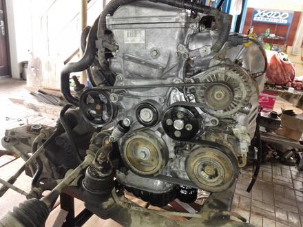 Двигатель Toyota RAV4 (тойота рав4) Привозной двигатель объём: 2, 4л за 25 000 тг. в Нур-Султан (Астана)