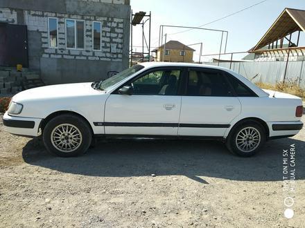 Audi 100 1992 года за 1 000 000 тг. в Боралдай – фото 10