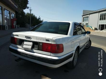 Audi 100 1992 года за 1 000 000 тг. в Боралдай – фото 2