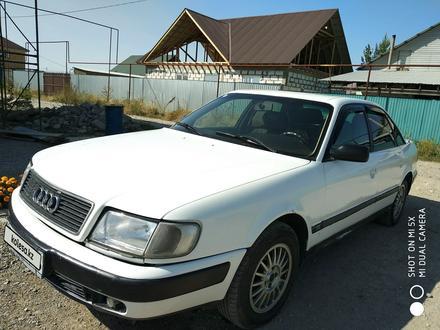 Audi 100 1992 года за 1 000 000 тг. в Боралдай – фото 3