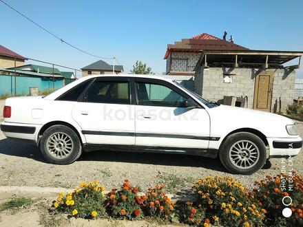 Audi 100 1992 года за 1 000 000 тг. в Боралдай – фото 6