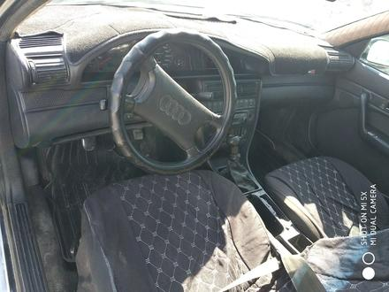 Audi 100 1992 года за 1 000 000 тг. в Боралдай – фото 8
