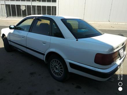 Audi 100 1992 года за 1 000 000 тг. в Боралдай – фото 9