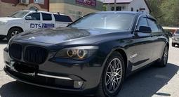 BMW 750 2009 года за 10 000 000 тг. в Караганда – фото 3