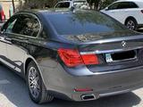 BMW 750 2010 года за 9 500 000 тг. в Караганда – фото 4
