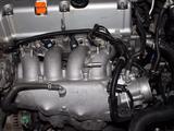 Двигатель Honda CR-v k24 2.4 литра Привозной двигатель с Японии за 82 400 тг. в Алматы