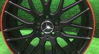 Новые диски р19 AMG Germany Mercedes E, C-class за 270 000 тг. в Алматы