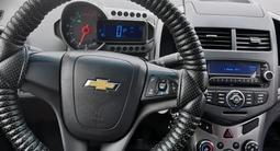 Chevrolet Aveo 2013 года за 2 800 000 тг. в Нур-Султан (Астана) – фото 4