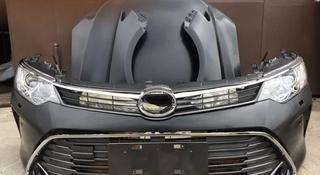 Бампер передний toyota camry 55 за 17 990 тг. в Костанай