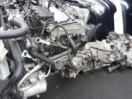 Двигатель из Японии.6G72 за 350 000 тг. в Алматы – фото 2