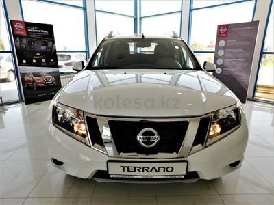 Nissan Terrano Elegance 1.6 2WD MT5 2021 года за 7 653 000 тг. в Актау
