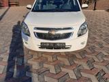 Chevrolet Cobalt 2021 года за 5 700 000 тг. в Шымкент – фото 2