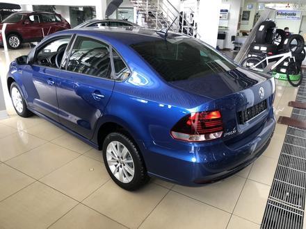 Volkswagen Polo 2020 года за 6 590 000 тг. в Костанай – фото 2