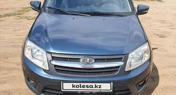 ВАЗ (Lada) 2190 (седан) 2014 года за 2 170 000 тг. в Костанай – фото 2