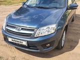 ВАЗ (Lada) 2190 (седан) 2014 года за 2 170 000 тг. в Костанай – фото 3