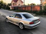 BMW 528 1998 года за 3 450 000 тг. в Алматы – фото 3