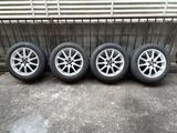 Диски на VW Passat r16 с зимней резиной 205 55 16 за 200 000 тг. в Алматы – фото 2