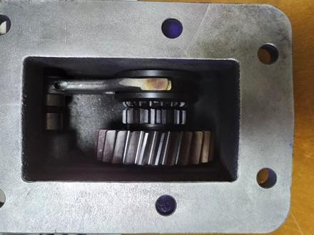 Коробка отбора мощности/Вал/насос на кпп ZF в Алматы – фото 15