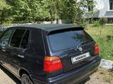 Volkswagen Golf 1994 года за 1 550 000 тг. в Усть-Каменогорск – фото 3
