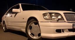 Mercedes-Benz S 320 1995 года за 3 299 990 тг. в Костанай – фото 2