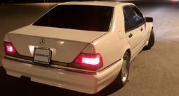 Mercedes-Benz S 320 1995 года за 3 299 990 тг. в Костанай – фото 3
