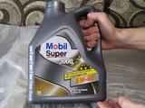 Моторное масло Mobil Super 3000 X1 5W-40 4 L за 10 600 тг. в Караганда