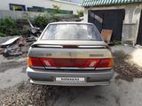 ВАЗ (Lada) 2115 (седан) 2002 года за 630 000 тг. в Костанай – фото 2