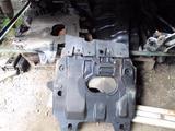 Защита двигателя и бензобака Toyota L C Prado за 777 тг. в Алматы