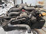 Двигатель на Subaru Legasy за 350 000 тг. в Алматы – фото 3