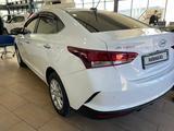 Hyundai Accent 2021 года за 9 200 000 тг. в Караганда – фото 4