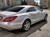 Mercedes-Benz CLS 350 2011 года за 11 000 000 тг. в Нур-Султан (Астана) – фото 3