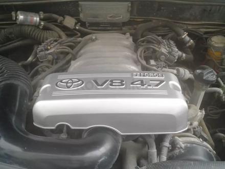 Toyota 4Runner 2003 года за 7 300 000 тг. в Актау – фото 7