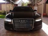 Audi A8 2014 года за 16 550 000 тг. в Шымкент