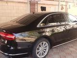 Audi A8 2014 года за 16 550 000 тг. в Шымкент – фото 5